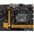 BIOSTAR Intel H110�`�b�v�Z�b�g���� MicroATX�}�U�[�{�[�h H110MH PRO D4
