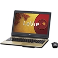 LaVie L - LL750/TSG �N���X�^���S�[���hPC-LL750TSG�iNEC�j