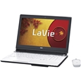 LaVie L - LL750/TSW �N���X�^���z���C�gPC-LL750TSW�iNEC�j