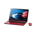 LAVIE Smart NS(e) ルミナスレッド PC-SN16CNSA8-1