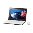NECパーソナル LAVIE Smart NS(S) クリスタルホワイト PC-SN256FSA8-1