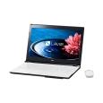 NECパーソナル LAVIE Smart NS(S) クリスタルホワイト PC-SN232FSA8-3