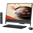 NECパーソナル LAVIE Desk All-in-one - DA370/FAB ファインブラック PC-DA370FAB