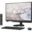 LAVIE Desk All-in-one - DA970/GAB ファインブラック PC-DA970GAB
