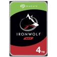 Seagate Guardian IronWolf�V���[�Y 3.5�C���`����HDD 4TB SATA 6.0Gb/s 5900rpm 64MB ST4000VN008