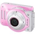デジタルカメラ FREE STYLE EXILIM EX-FR100L ピンクEX-FR100LPK(カシオ計算機)