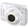 デジタルカメラ FREE STYLE EXILIM EX-FR100L ホワイトEX-FR100LWE(カシオ計算機)