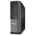 OptiPlex 3020 SFF(Win7Pro 32bit(10ProDGR)/4GB/Core i5-4590/500GB/Super Multi/1�N�ێ�/Office�Ȃ�) DTOP008-F03N1