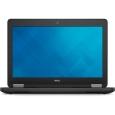 New Latitude 12 5000シリーズ(E5250) (12.5型/Win7Pro32bit/4GB/Core i5-5300U/500GB/1年保守/Officeなし/カードリーダー) NBLA020-005N1
