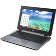 Chromebook 11 �iCeleron N2840/4G/16GB eMMC/11.6/Chrome/AP�Ȃ�/�O���C�j