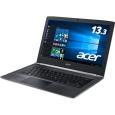 Aspire S 13 S5-371-A54Q/K �iCore i5-6200U/4GB/128GB SSD/13.3IPS/Windows10 Home(64bit)/AP�Ȃ�/�I�u�V�f�B�A���u���b�N�j