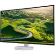 31.5型ワイド液晶ディスプレイ ER320HQwmidx (半光沢/1920x1080/IPS/250cd/1000:1/4ms/ホワイト/ミニD-Sub15ピン・DVI-D24ピン・HDMI/フリッカーレス/BLフィルター)ER320HQwmidx(Acer)