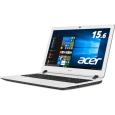 Aspire ES 15 ES1-533-H14D/W (Celeron N3350/4GB/500GB/マルチドライブ/15.6/Windows10 Home(64bit)/APなし/コットンホワイト)