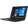 Aspire ES 15 ES1-533-H14D/K (Celeron N3350/4GB/500GB/マルチドライブ/15.6/Windows10 Home(64bit)/APなし/ミッドナイトブラック)