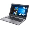 Aspire F 15 F5-573-H78G/S (Core i7-7500U/8GB/1TB/マルチドライブ/15.6/Windows10 Home(64bit)/APなし/スパークリーシルバー)F5-573-H78G/S(Acer)
