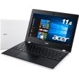 Aspire One 11 AO1-132-H14N/W (Celeron N3060/4GB/32GB eMMC/ドライブなし/11.6/Windows10 Home(64bit)/APなし/クラウドホワイト)AO1-132-H14N/W(Acer)