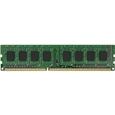 エレコム RoHS対応 DDR3-1600(PC3-12800) 240pin DIMMメモリモジュール/4GB EV1600-4G/RO
