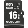 �G���R�� microSDHC�J�[�h/�ԍڗp/MLC/UHS-I/16GB MF-CAMR016GU11