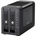 Linux����NAS/2Bay/2TB  NSR-MS2T2BLB