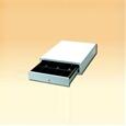 キャッシュドロア(小型)/TMプリンタ接続用/3札5硬貨/クールホワイト ...