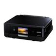 A4インクジェットプリンター/カラリオ多機能/作品印刷機能(カラー)/Wi-Fi Direct/スマホ対応(Epson iPrint)/4.3型ワイドタッチパネル&フリック操作/ブラック EP-808AB