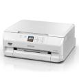 A4インクジェットプリンター/カラリオ多機能/6色染料/無線LAN/Wi-Fi Direct/スマホ対応(Epson iPrint)/1.44型液晶 EP-709A