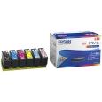 エプソン カラリオプリンター用 インクカートリッジ/クマノミ(増量6色パック) KUI-6CL-L