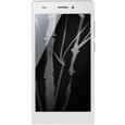 FREETEL LTE対応 SIMフリー 5インチスマートフォン 雅 ホワイト FTJ152C-Miyabi-WH