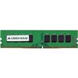 グリーンハウス デスクトップ用 PC4-17000 DDR4 DIMM 4GB 永久保証 GH-DRF2133-4GB