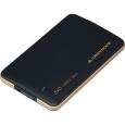 グリーンハウス USB3.0対応 小型外付ポータブルSSD 480GB ブラック 簡易パッケージ仕様 GH-SSDU3B480