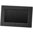 7インチ デジタルフォトフレーム(800*480) ブラック GH-DF7V-BK