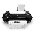 Designjet T120 ePrinter  CQ891A0-AAAE