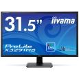 iiyama 31.5型ワイド液晶ディスプレイ ProLite X3291HS (AH-IPS、LED、フリッカーフリー) マーベルブラック X3291HS-B1
