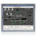 産業用オープンフレームモニタ 17インチSXGA 抵抗膜式タッチウィンドウモデルLCD-KIT-F17A/TW(IEI)