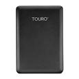 HGST 【箱汚れ】外付けハードディスク Touro Mobileシリーズ (2.5インチ 1TB USB3.0) 0S03805