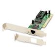 QZX0011068 【DSP版セット品】100BASE-TX/10BASE-T対応 PCIバス&LowProfile PCI用 LANアダプター