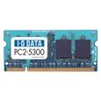 PC2-5300(DDR2-667)対応 200ピン S.O.DIMM 2GB