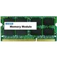 PC3-10600(DDR3-1333)対応 204ピン S.O.DIMM 4GB