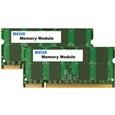 �A�C�E�I�[�E�f�[�^�@�� PC2-6400(DDR2-800)�Ή� S.O.DIMM 2GB 2���g SDX800-2GX2/EC