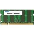 PC2-4200(DDR2-533)対応 DDR2メモリー 200ピン S.O.DIMM 512MB