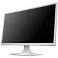 23.8�^���C�h�t���f�B�X�v���C �z���C�g  LCD-MF244EDW...