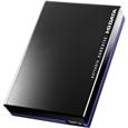 アイ・オー・データ機器 USB 3.0/2.0対応ポータブルハードディスク「超高速カクうす」 2TB ブラック HDPC-UT2DBK