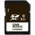 UHS スピードクラス1対応 SDXCメモリーカード 128GB  EX-SDU...