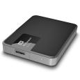 アイ・オー・データ機器 Mac対応 ポータブルハードディスクドライブ 「My Passport for Mac」 4TB WDBCGL0040BSL-JESN