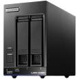 アイ・オー・データ機器 高性能CPU&NAS用HDD「WD Red」搭載 長期3年保証 中規模オフィス向け 2ドライブビジネスNAS「LAN DISK X」 6TB 便利な引っ越し機能付 HDL2-X6