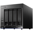 アイ・オー・データ機器 高性能CPU&NAS用HDD「WD Red」搭載 長期3年保証 中規模オフィス向け 4ドライブビジネスNAS「LAN DISK X」 8TB 便利な引っ越し機能付 HDL4-X8