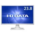 「5年保証」23.8型ワイド液晶ディスプレイ ホワイトLCD-MF244EDSW(アイ・オー・データ機器)