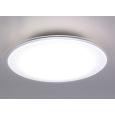 LEDシーリングライト クリアフレーム 8畳 調光・調色 C...