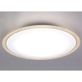 LEDシーリングライト 木調フレーム 8畳 調光・調色 CL8DL-5.0WF-U
