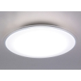 アイリスオーヤマ LEDシーリングライト クリアフレーム 8畳 調光 CL8D-5.0CF